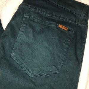 Joe's Jeans Jeans - Joes Green 'straight and narrow' Brixton Jeans